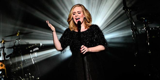 Популярные песни Adele