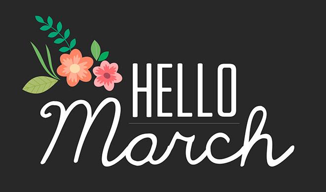 81/как написать март по английски