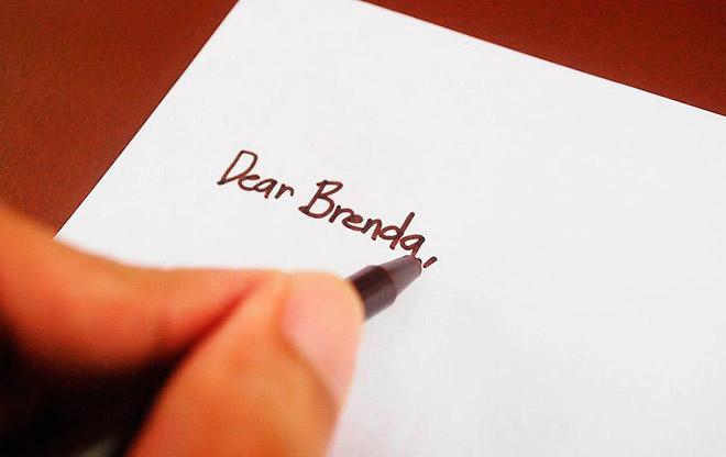 Как правильно написать письмо на английском ?