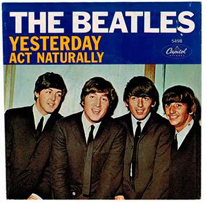 Обложка альбома Beatles