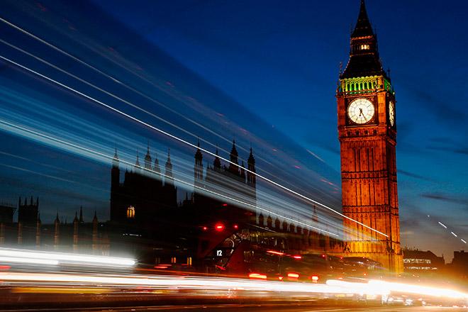 Время в Лондоне сейчас