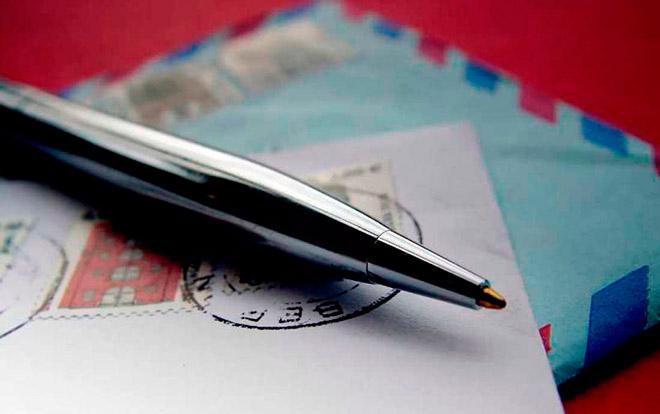 Как написать официальное письмо