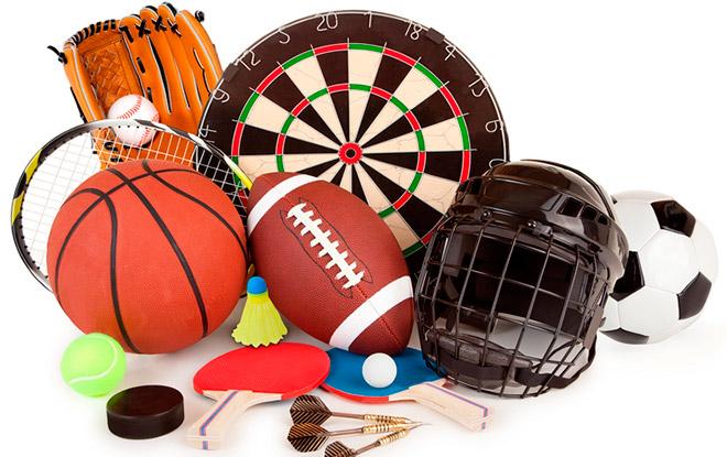 Глоссарий на тему виды спорта