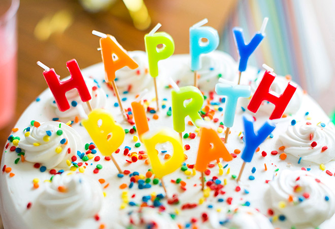 Песенка Happy birthday to you