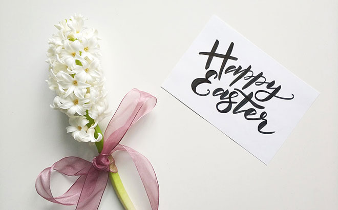 Подборка готовых поздравлений и пожеланий с Пасхой на английском языке